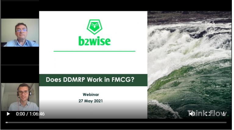 Does DDMRP work in FMCG