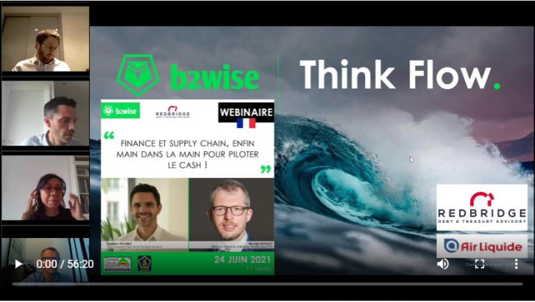 Finance et supply chain enfin main dans la main pour piloter de cash