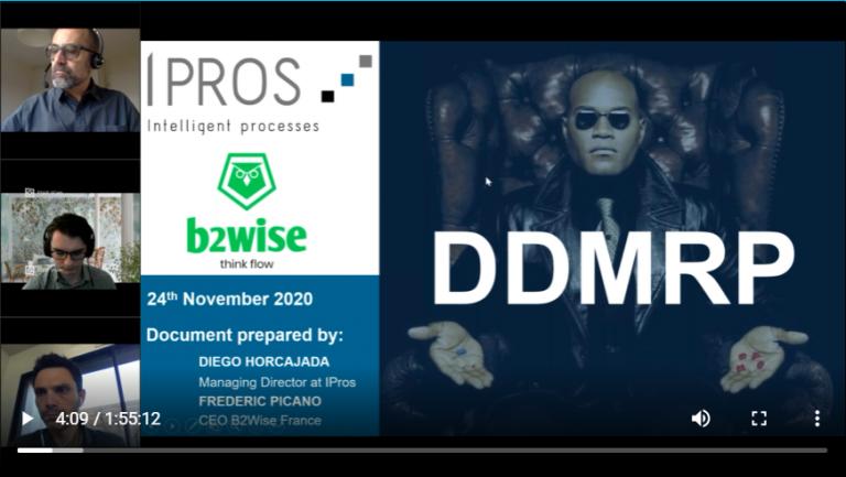 Demand Driven Healthcare Webinar b2wise & Ipros