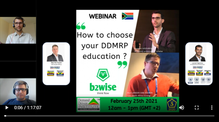 How to choose your DDMRP education