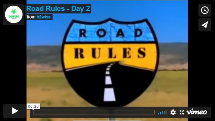 Ddbrix road rules